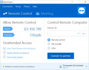 TeamViewer 15.17.7.0 Crack With License Key 2021 Download