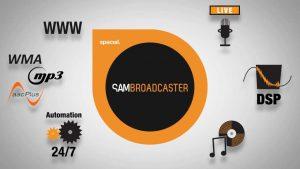 SAM Broadcaster Pro 2020.4 Crack + Full Keygen Download Free