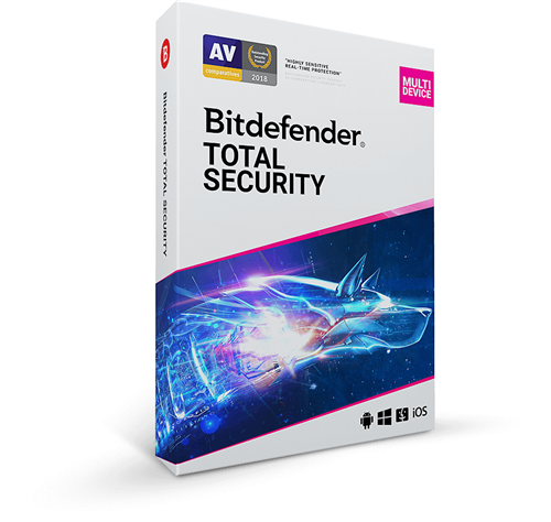 Bitdefender Total Security 2021 Crack Key Free Download [License]