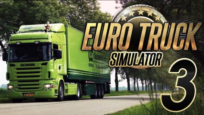 Euro Truck Simulator 2021 Crack 3 + Key Download
