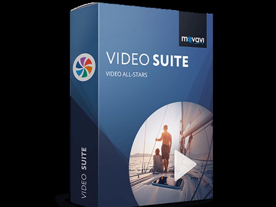 Movavi Video Suite 21.1.0 Crack 2021